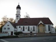 Laupheim, St. Leonhardʹs Chapel