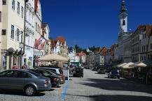 Steyr, main square (Stadtplatz)