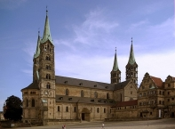Bamberg, Cathedral