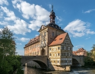 Bamberg, Old townhall