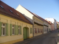 Strausberg, Altstadt