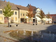 Strausberg, Markt