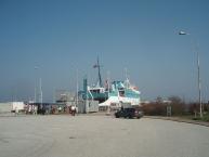 Fynshav ferry port