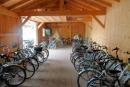 Fahrrad-Abstellraum