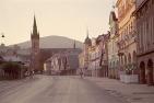 Vrchlabí - Main Street