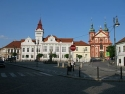 Stara Boleslav, Square of Virgin Mary