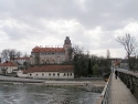 Castle in Brandýs nad Labem