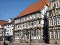 Stiftsherrenhaus in der Hamelner Innenstadt