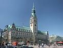 Hamburg,Rathaus