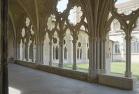 Kreuzgang der Kathedrale von Bayonne