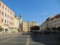 Zittau, Markt und Rathaus