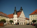 Hildburghausen, historisches Rathaus
