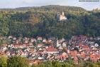 Treffurt und Burg Normannstein