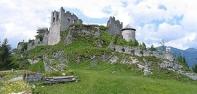 Burg Ehrenberg bei Reutte in Tirol