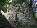 Großer Waldstein, Kapellenruine