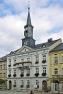 Das Rathaus von Bad Lobenstein