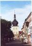 Blankenburger Tor im Norden der Saalfelder Altstadt