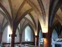 Gewölbe der sogenannten Ritterkapelle in Himmelkron