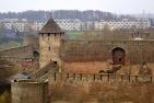 Ivangorod castle