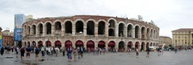 Panorama Amphitheater Verona