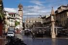 Piazza delle Erbe di Verona