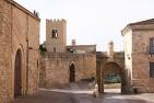 Conjunto de Puerta de Olivares y Casa del Cid