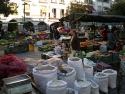 Tradicional mercado del Martes en la ciudad de Plasencia