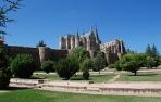 Muralla, Palacio Gaudí, Catedral de Astorga