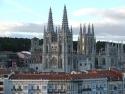 Vistas de la Catedral de Burgos