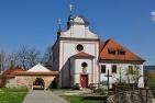 Kaple sv. Judy Tadeáše u zámku