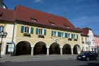City Hall of Rohrbach in Upper Austria