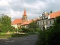 Průhonice chateau park