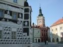 Town square of Mikulov