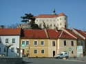 Historic town center of Mikulov
