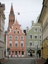 Landshut, Neustadt mit St. Jodok