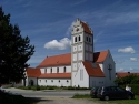 Neufahrn in Niederbayern, Pfarrkirche Mariä Himmelfahrt