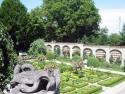 Klostergarten Weihenstephan