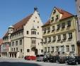 Nördlingen, Rathaus und Hotel zur Sonne