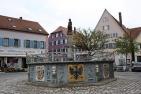 Marktbrunnen in Feuchtwangen