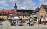 Weikersheim, Marktplatz und Schloß