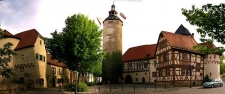 Tauberbischofsheim, ehem. Schloss und Türmersturm