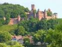Wertheim, Burg