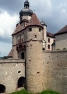 Würzburg, Festung Marienberg, Scherenbergtor
