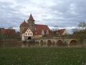 Ornbau mit Altmühlbrücke