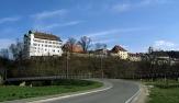 Blick auf Mühlheim an der Donau