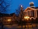 Akseltorv. Weihnachtszeit/Around Christmas