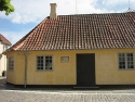 Birthplace of Hans Christian Andersen