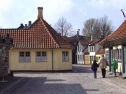 Das Geburtshaus H.C. Andersens in Odense
