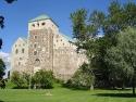 Burg von der alten Seite/Old side of the castle