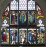 Bamberg, Diözesanmuseum, Fenster aus der Andreaskapelle im Domkreuzgang